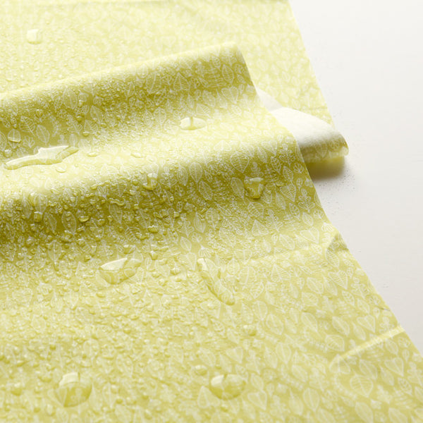 Laminated Fabric Quarter : Seed - Leaf