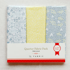 Quarter Fabric Pack : Winter Forest