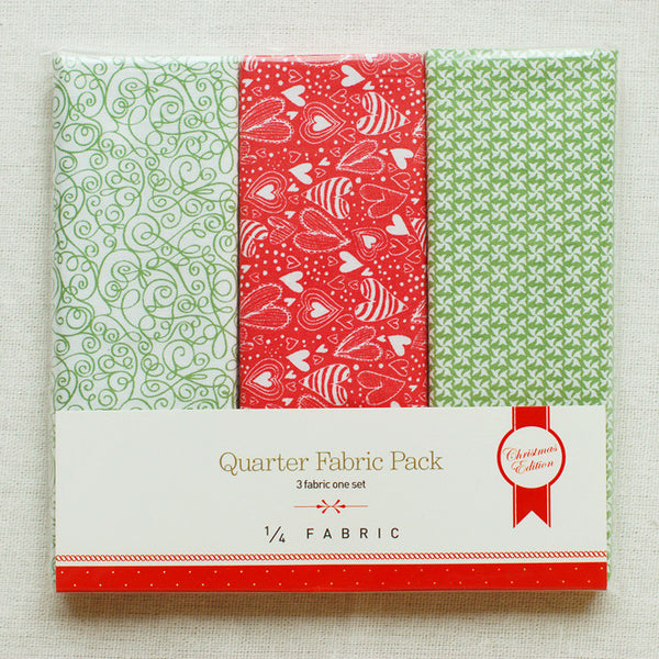 Quarter Fabric Pack : Wish Wish