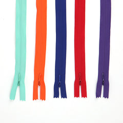 Invisible Zip 60cm - 2pk