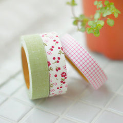 Fabric Tape 3pk : Afresh
