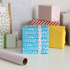 Wrapping Paper : Alley