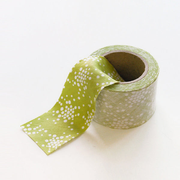 Bias Tape Roll : Bouquet Green