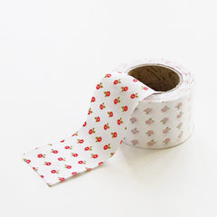 Bias Tape Roll : Red Ribbon