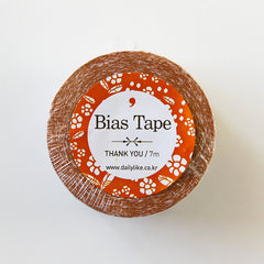 Bias Tape Roll : Thank You