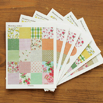 Mixed Sticker Set : Blooming - 180pk