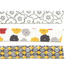 Fabric Tape 3pk : Blossom