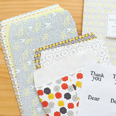 Gift Bag Envelopes : Blossom - 6pk