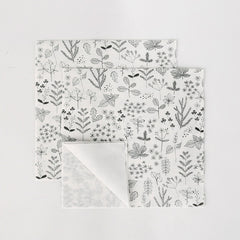 Paper Napkins : Nature Leaf - 15pk