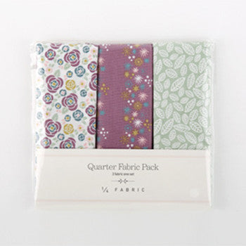 Quarter Fabric Pack : Camellia
