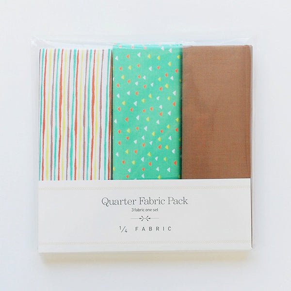 Quarter Fabric Pack : Childhood