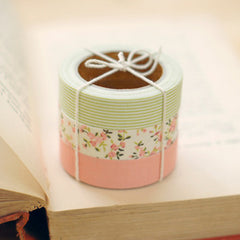Fabric Tape 3pk : Cozy