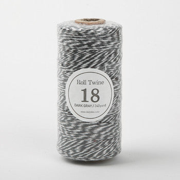Twine Roll : Dark Gray
