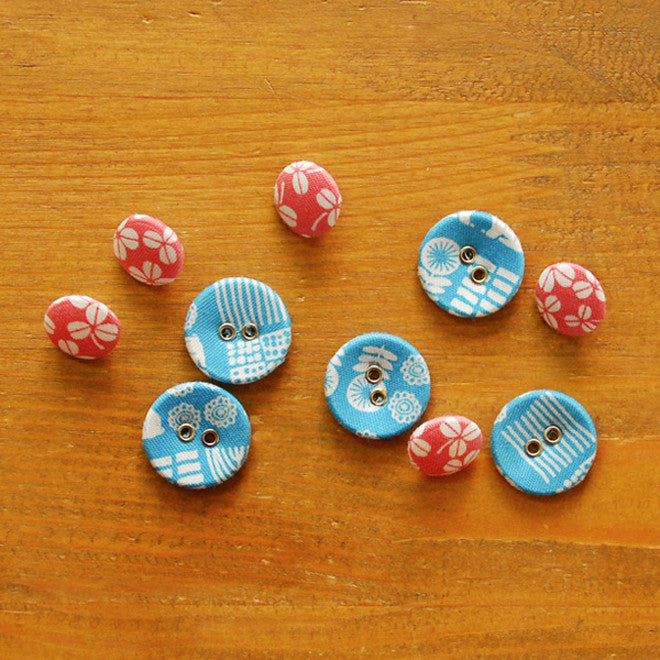 Buttons : Alley - 10pk