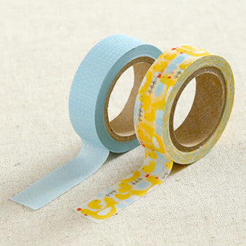 Washi Tape 2pk : Farm
