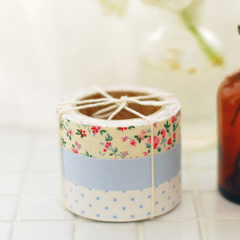 Fabric Tape 3pk : First Love