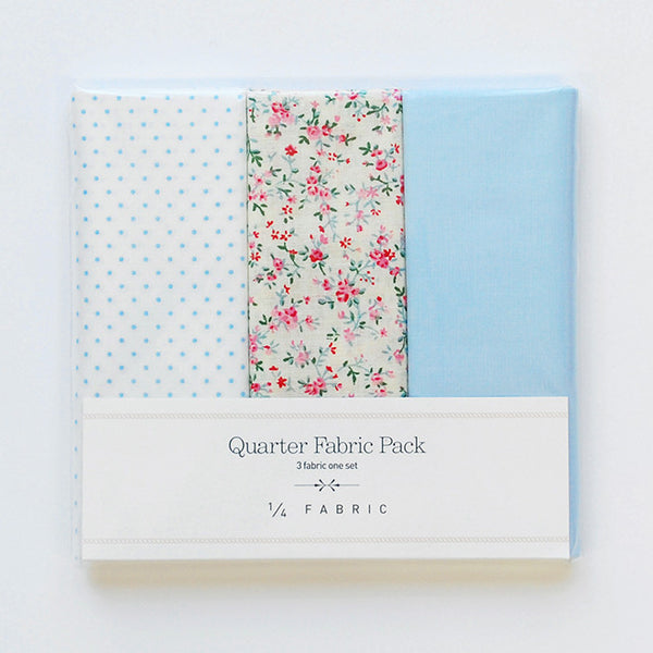 Quarter Fabric Pack : First Love