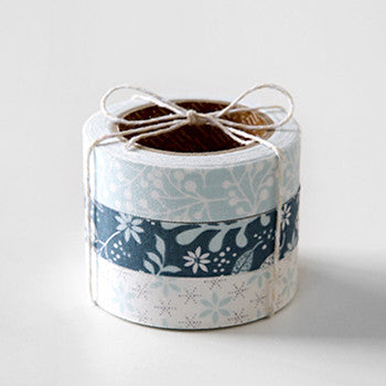 Fabric Tape 3pk : Frosty