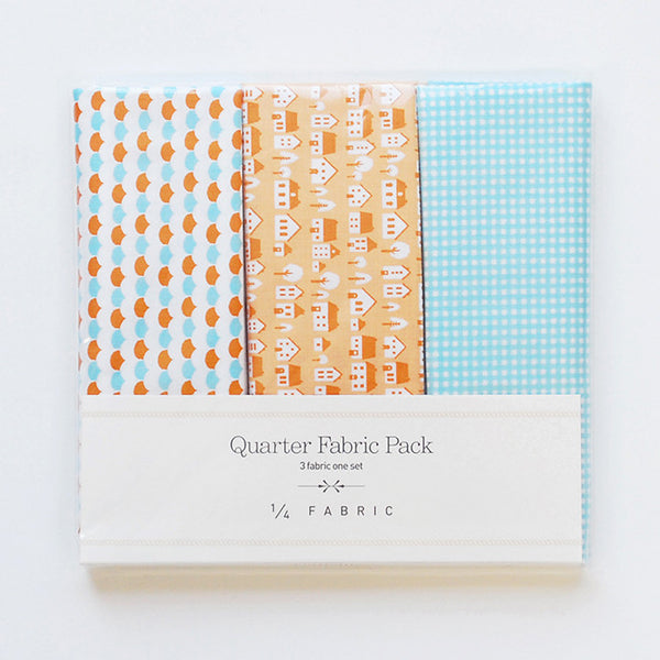 Quarter Fabric Pack : Homey