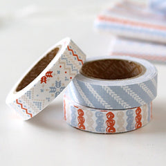 Fabric Tape 3pk : Knit