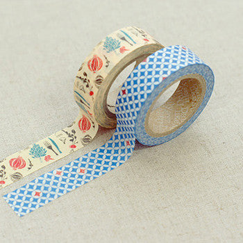Washi Tape 2pk : Lucy