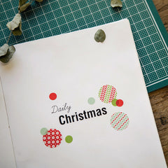 Masking Stickers : Daily Christmas
