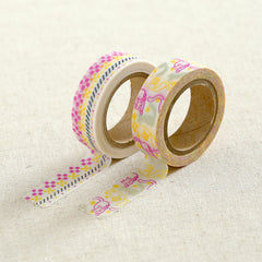 Washi Tape 2pk : Afternoon