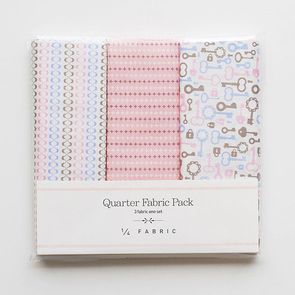 Quarter Fabric Pack : Maze