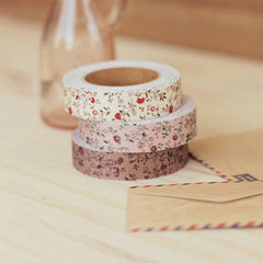 Fabric Tape : Minimums - Dark Brown