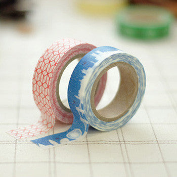 Washi Tape 2pk : Misty