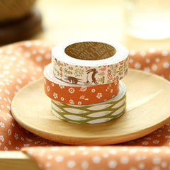 Fabric Tape 3pk : My Buddy