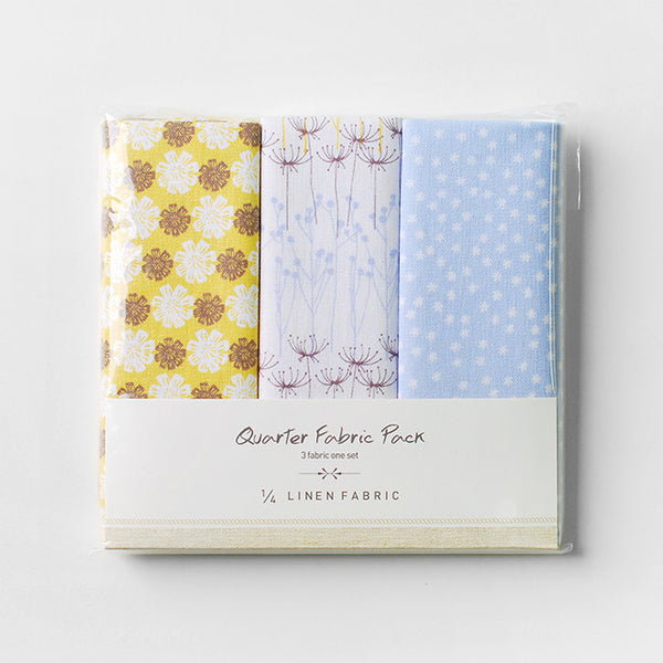 Linen Quarter Fabric Pack : Nostalgia