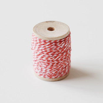 Twine Bobbin : Orange