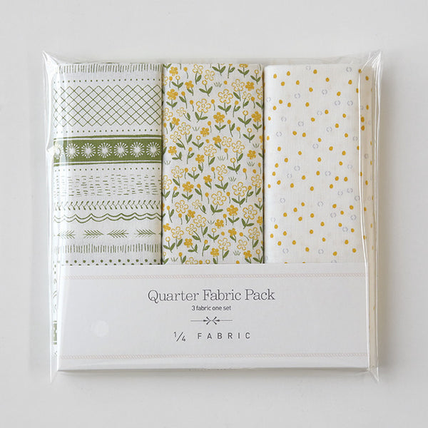 Quarter Fabric Pack : Petit