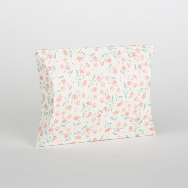 Pillow Box Small : Rose Garden - 4pk