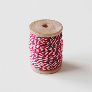 Twine Bobbin : Red