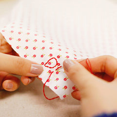 Quarter Fabric Pack : Red Ribbon
