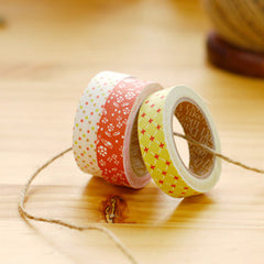 Fabric Tape 3pk : Thank You