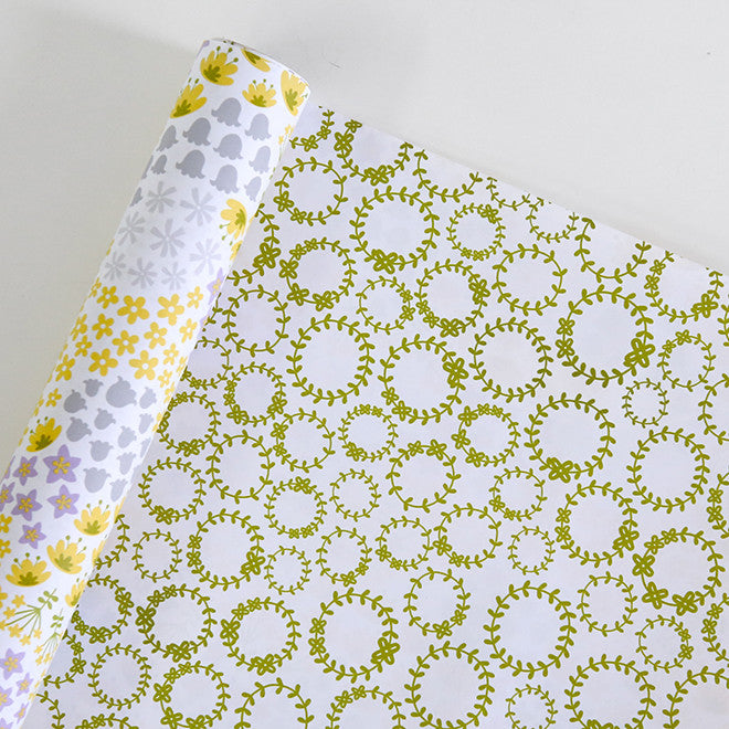 Wrapping Paper : Wildflower