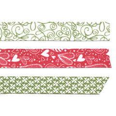 Fabric Tape 3pk : Wish Wish