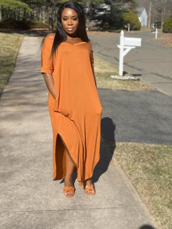 COCO OVERSIZED T-SHIRT DRESS