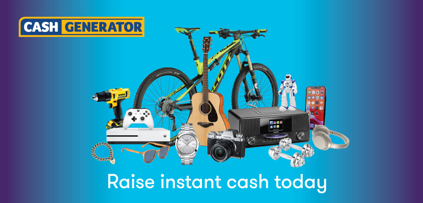 Sell Your Items for Cash Now