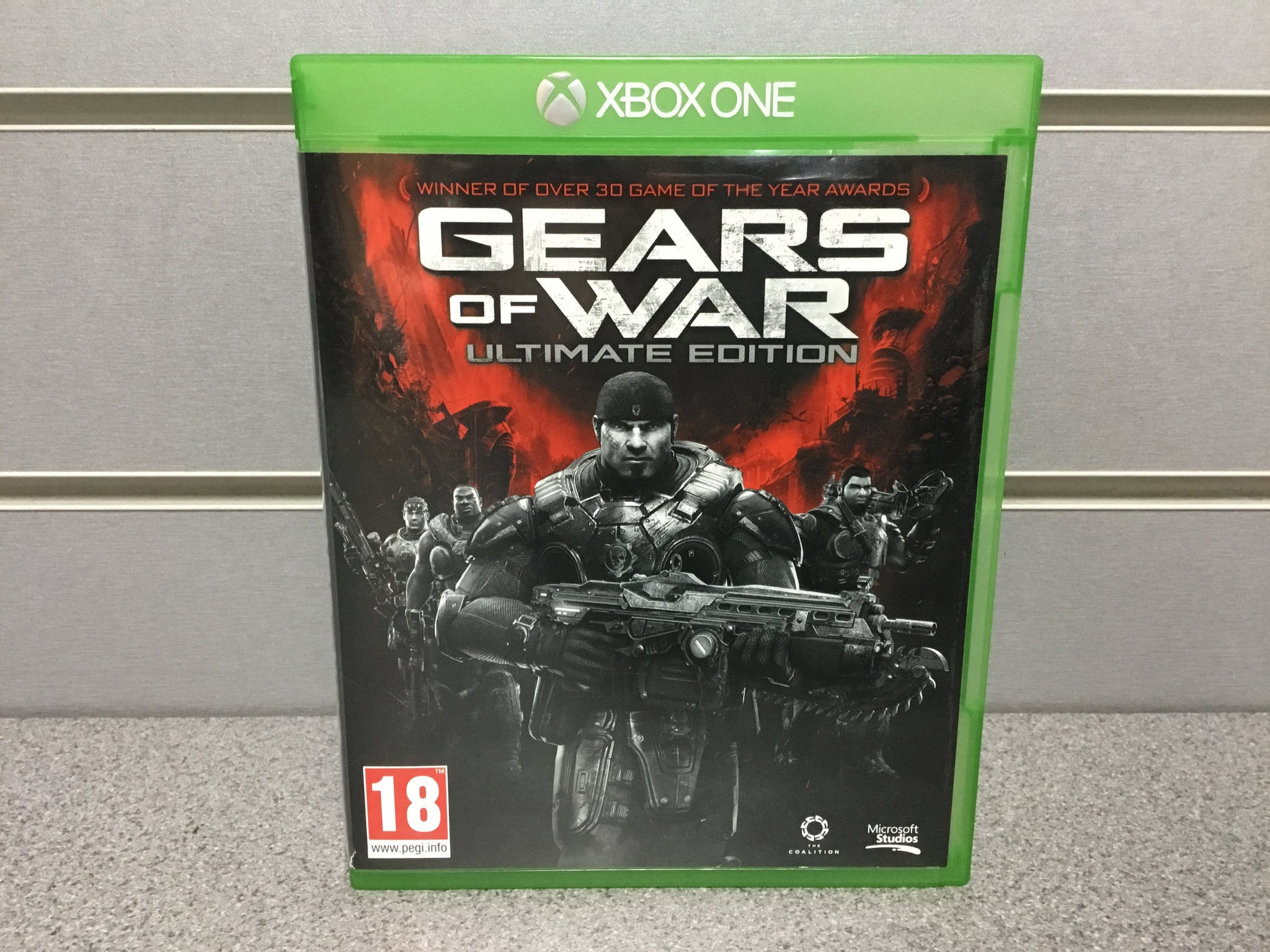 Gears of War Ultimate Edition [X1 Game]