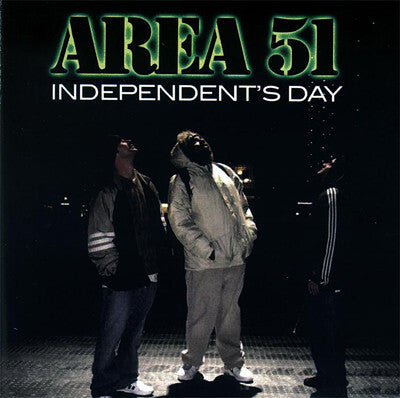 Area 51 - Independent's Day