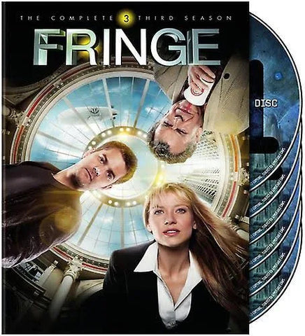 Fringe: Complete Third Season DVD