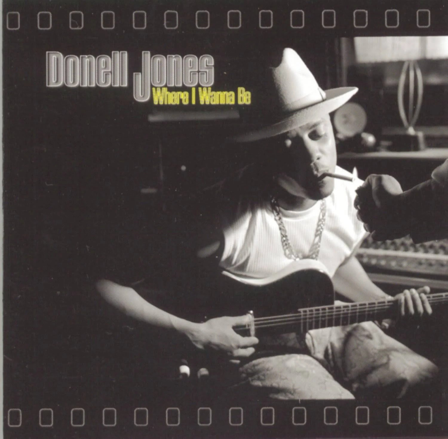 Donell Jones - Where I Wanna Be [CD]