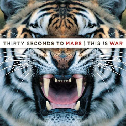 30 Seconds to Mars - This Is War - CD