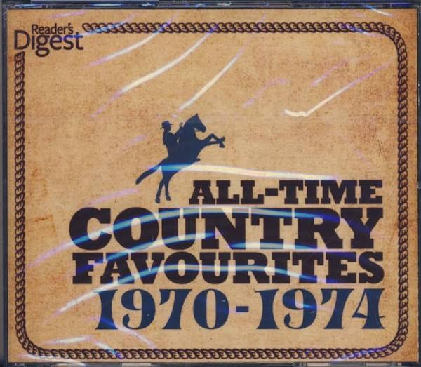 All - Time Country Favourites 1970 - 1974