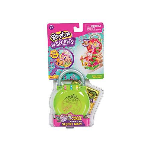 Shopkins Lil Secrets Shop N Lock Cutie Fruity Smoothies