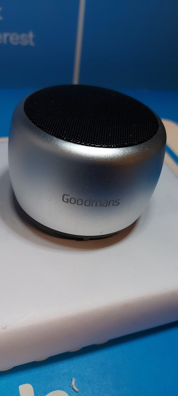 Goodmans Bluetooth speaker 346807